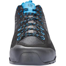 Salomon M's X Alp SPRY Shoes Black/Magnet/Hawaiian Surf